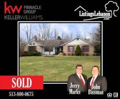 Sold Listing - 3141 Dawnelle Court, Lebanon, Ohio 45036 - Beautiful home on 2+ acres with finished LL! - http://www.listingslebanon.com/marjean-estates-2/sold-listing-3141-dawnelle-court-lebanon-ohio-45036-beautiful-home-on-2-acres-with-finished-ll/
