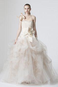 Vera Wang vestido de novia Dovima