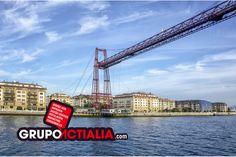 Bilbao. Grupo Actialia ofrece sus servicios en Bilbao: Diseño web, Diseño gráfico, Imprenta y Rotulación.  www.grupoactialia.com