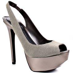 Jessica Simpson   Halie 2 - Silver
