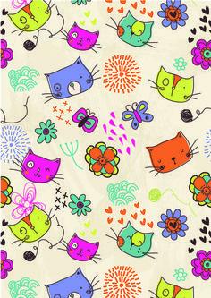 Lisa Martin-Illustration & Surface Pattern Design