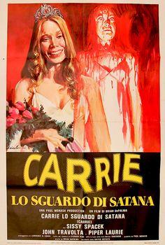 CARRIE   italian   1976