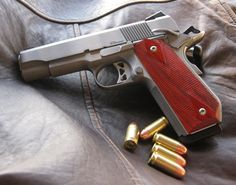 Another Dan Wesson commander bobtail... - Dan Wessons are some of the finest looking 1911's out there