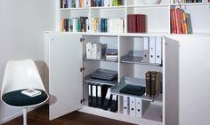 Peka: ukryta przestrzeń biurowa - PLN Design