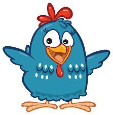 Resultado de imagem para galinha pintadinha