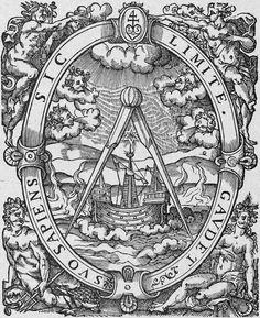Noms associés :  — Sonnius, Laurent (libraire à Paris)  Devise (normalisée) : Suo sapiens sic limite gaudet