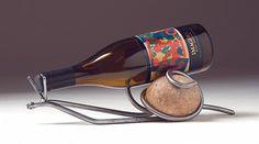 Rack de vinho caracol