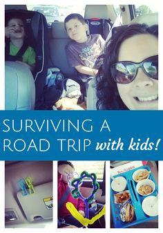Are you planning a road trip? Worried about how you will keep the kids entertained! Here are some tips on how to survive PLUS a free printable book for the kids!