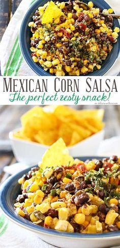 Mexican Corn Salsa i