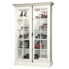 You'll love the Clawson V Standard Curio Cabinet at Wayfair - Great Deals on all Furniture products with Free Shipping on most stuff, even the big stuff.