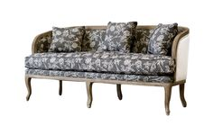 Versaille chintz 3 seat sofa with oak frame Sofa, Couch, Things To Buy, Bar Stools, Repurposed, Love Seat, Accent Chairs, Dining Chairs, Annie
