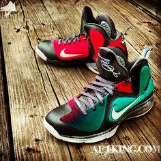 Crazy LeBron 9