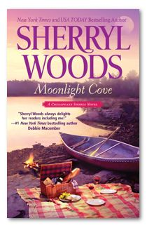 Another author I love.  I just finished Driftwood Cottage, and can't wait to read Moonlight Cove & Beach Lane.  Not sure if it's in our library or not...  so many books, so little time !  LOL