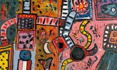 Your Paintings - Alan Davie paintings