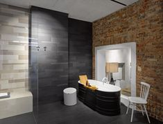 Bäder/Wellness   Mayr & Glatzl Innenarchitektur GmbH   Mayr & Glatzl Innenarchitektur GmbH Toilet, Bathtub, Wellness, Bathroom, Luxury, Full Bath, Interior Designing, Bathing, Standing Bath