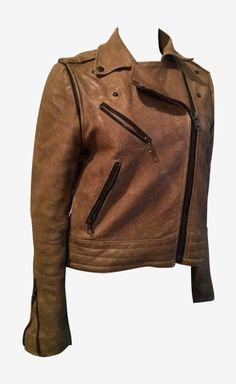 Rag & Bone Light Brown Bowery Jacket
