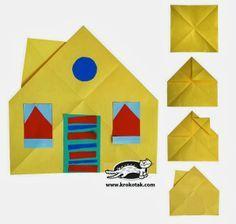 Afbeeldingsresultaat voor huis vouwen