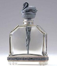 Heinrich Hoffman Perfume Bottle, 1930s