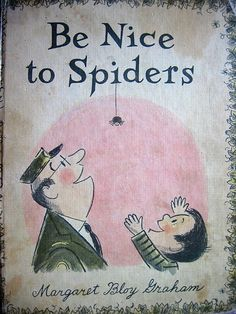 chocolatealmond: Be Nice to Spiders (by aspenglow)