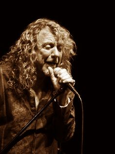 Robert Plant by Daniel Robson, via Flickr