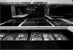 Cavallo cooktop showcase