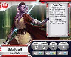 Diala Passil (Hero) - Imperial Assault Wikia - Wikia