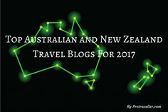 Top Australian and New Zealand Travel Blogs for 2017