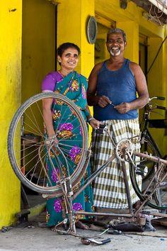 Jokes Dilse : अखिलेश यादव की साइकिल पंचर उ.प में b.p का कमल ख. Indian Cycle, Bike India, Kanyakumari, Amazing India, India Culture, Indian People, Visit India, Global Citizen, Working People