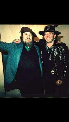 Dr. John & Stevie Ray Vaughan