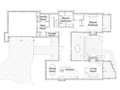 HGTV Dream Home 2014: Rendering and Floor Plan : Dream Home : Home & Garden Television