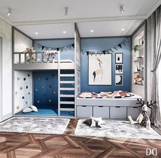 20 Teen Bedroom Ideas Your Teens Definitely Would Like. 20 Teen Bedroom Ideas Your Teens Definitely Would Like - Simply Home. Blue Bedroom, Trendy Bedroom, Bedroom Colors, Girls Bedroom, Bedroom Decor, Bedroom Ideas, Warm Bedroom, Bedroom Storage, Grey Bedrooms