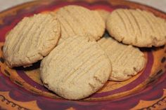 Mexican Corn Flour Cookies!  One of my co-workers was talking about a recipe that her mom makes for cookies made with corn flour and she t...