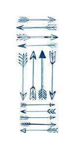 small arrow tattoo on neck - Google Search