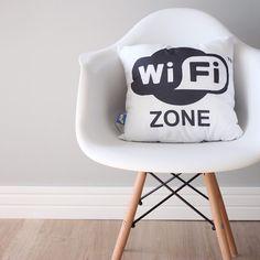 Qual é a senha do wifiiiiii? Conheça nossos produtos: http://voucomprar.com
