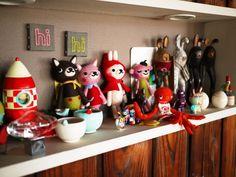 shelf by yuko