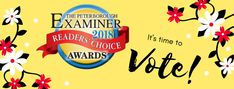Two more days to vote for your FAVOURITE local businesses and service providers!