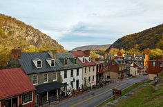 Harpers Ferry - loved this little town