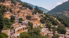 BBC - Travel - An Iranian village built on rooftops