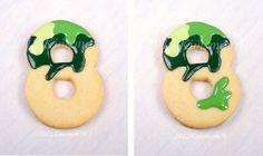 Kimsmom76: Camouflage Cookies - Tutorial