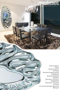 Experiencia Matisses: vive los mejores en momentos en tu hogar con espacios elegantes y modernos; incorpora decorativos en cerámica o acero.