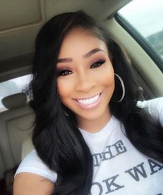 ideas hair styles weave sew ins body wave wigs for 2019 Sew In Body Wave, Body Wave Wig, Long Weave Hairstyles, Protective Hairstyles, Hair Color Pink, Brown Hair Colors, Medium Length Weave, Shoulder Haircut, Sew In Weave