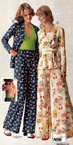 70s Fashion | What Did Women Wear in the 1970s? 70s Women Fashion, 70s Inspired Fashion, 60s And 70s Fashion, Fashion History, Teen Fashion, Retro Fashion, Vintage Fashion, Sewing Blogs, Aesthetic Fashion