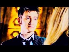the doctor & rose tyler | OMG beautiful!  Captures the essence of why I am and always will be a Doctor/Rose shipper!!