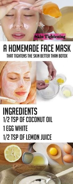 A Homemade Face Mask That Tightens The Skin Better Than Botox Try this 3 ingredi. - Wellecraft A Homemade Face Mask That Tightens The Skin Better Than Botox Try this 3 ingredi. Homemade Face Masks, Homemade Skin Care, Homemade Beauty, Homemade Facials, Best Diy Face Mask, Homemade Acne Remedies, Diy Face Mask Easy, Beauty Care, Beauty Skin