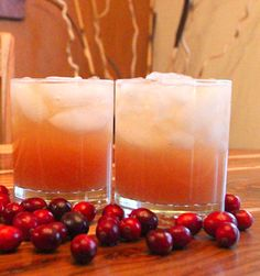 Halloween Holiday Cocktails