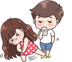 Couples cartoon This love for you, send your love to your couple. It& so cute >. This love for you, send your love to your couple. It& so cute >. Cute Chibi Couple, Love Cartoon Couple, Cute Cartoon Pictures, Cute Love Pictures, Cute Bear Drawings, Cute Couple Drawings, Funny Love Story, Feeling Pictures, Chibi Kawaii