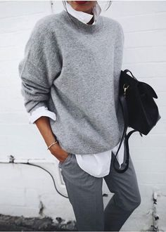 outfit looks style - outfit looks . outfit looks ideas . outfit looks 2019 . outfit looks summer . outfit looks style Mode Outfits, Fall Outfits, Fashion Outfits, Womens Fashion, Fashion Trends, Fasion, Casual Outfits, Classic Outfits, Fashion Ideas