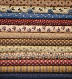 Marcus Civil War Peace & Unity Fat Quarters 12 pcs