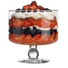 Trifle Dessert Bowl.