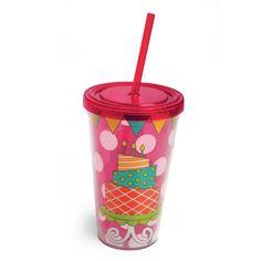 Birthday Cake Insulated Cup w/Straw by Evergreen Enterprises, Inc, http://www.amazon.com/dp/B006IUXH1K/ref=cm_sw_r_pi_dp_Hl7Dqb1HD30J3